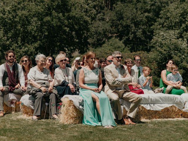 La boda de Milan y Sara en Hazas De Cesto, Cantabria 113