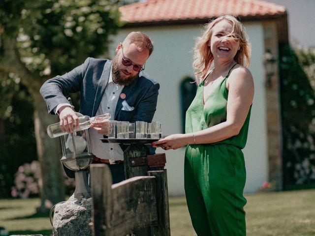 La boda de Milan y Sara en Hazas De Cesto, Cantabria 119