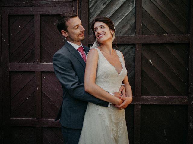La boda de Milan y Sara en Hazas De Cesto, Cantabria 2