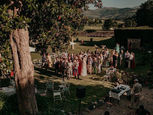 La boda de Milan y Sara en Hazas De Cesto, Cantabria 164