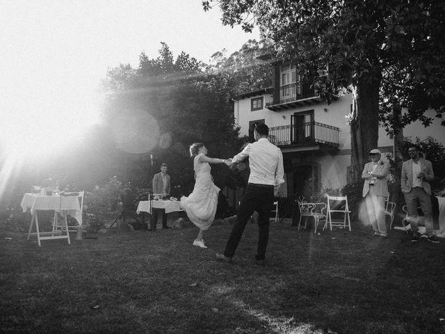 La boda de Milan y Sara en Hazas De Cesto, Cantabria 175