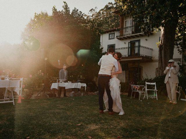 La boda de Milan y Sara en Hazas De Cesto, Cantabria 176