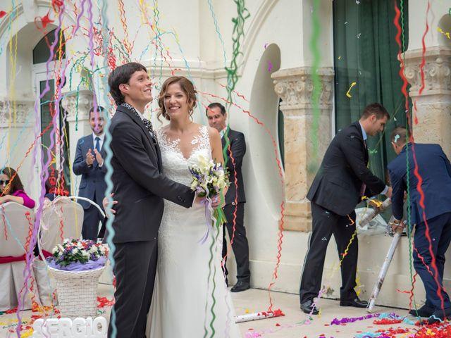 La boda de Mirian y Sergio