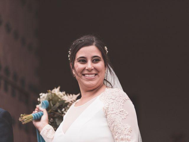 La boda de Miguel y Eva en Zarza De Alange, Badajoz 20