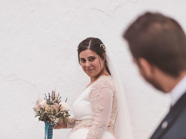 La boda de Miguel y Eva en Zarza De Alange, Badajoz 23