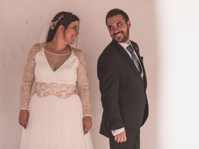 La boda de Miguel y Eva en Zarza De Alange, Badajoz 26