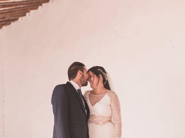 La boda de Miguel y Eva en Zarza De Alange, Badajoz 27