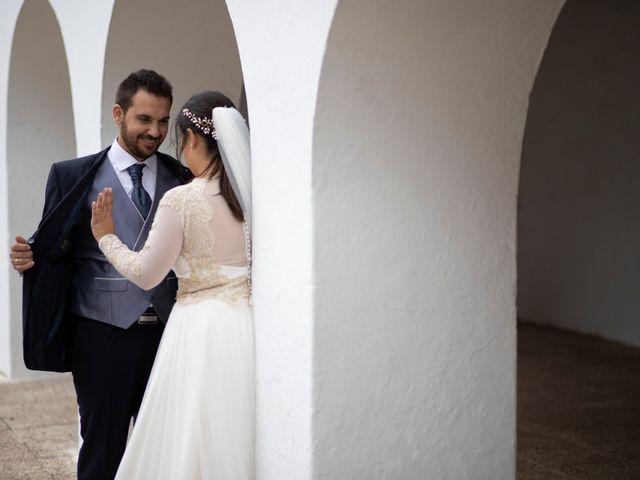 La boda de Miguel y Eva en Zarza De Alange, Badajoz 28