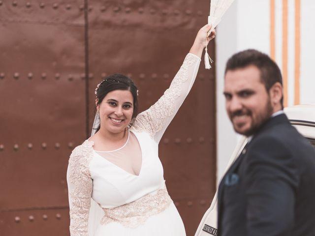 La boda de Miguel y Eva en Zarza De Alange, Badajoz 29