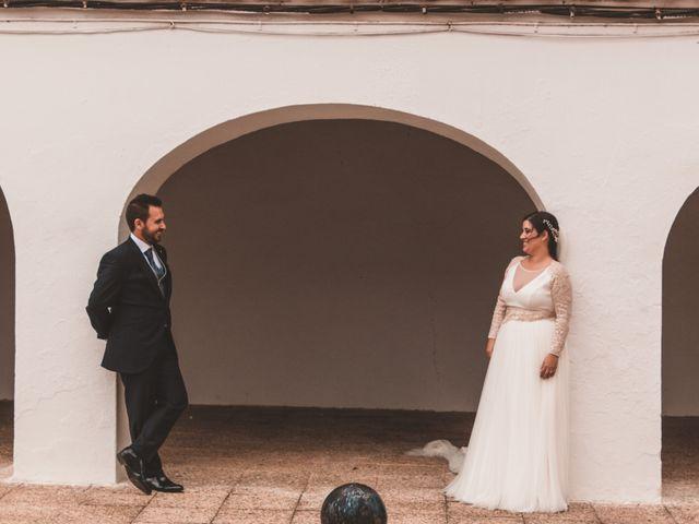 La boda de Miguel y Eva en Zarza De Alange, Badajoz 32