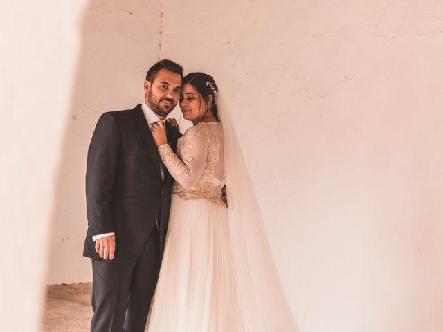 La boda de Miguel y Eva en Zarza De Alange, Badajoz 33