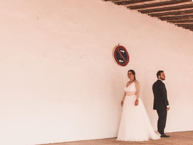 La boda de Miguel y Eva en Zarza De Alange, Badajoz 34