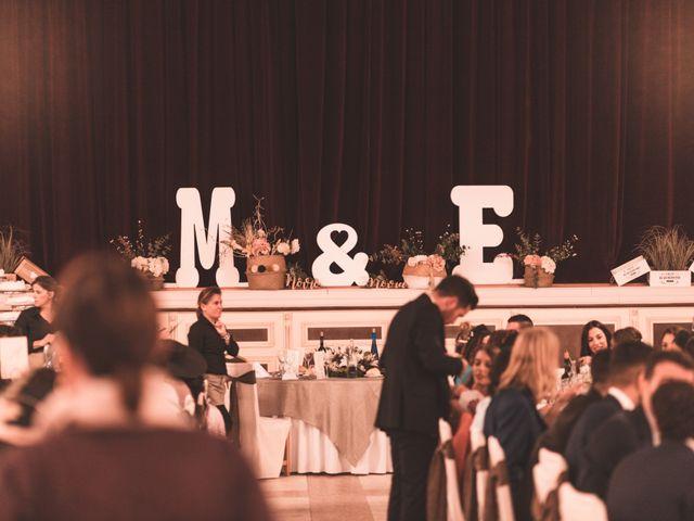 La boda de Miguel y Eva en Zarza De Alange, Badajoz 35