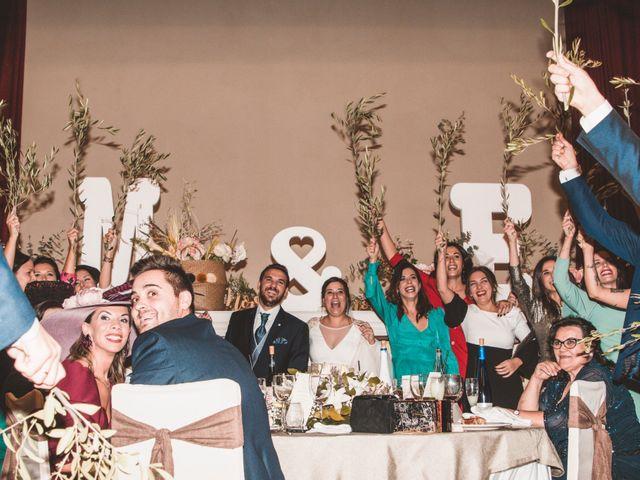 La boda de Miguel y Eva en Zarza De Alange, Badajoz 37