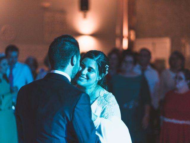 La boda de Miguel y Eva en Zarza De Alange, Badajoz 39