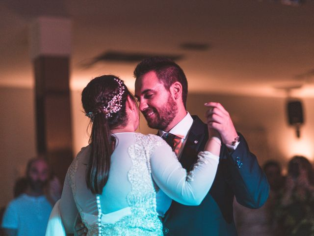 La boda de Miguel y Eva en Zarza De Alange, Badajoz 40