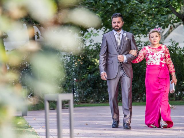 La boda de Sergio y Patricia en Leganés, Madrid 19