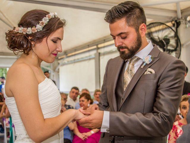 La boda de Sergio y Patricia en Leganés, Madrid 29