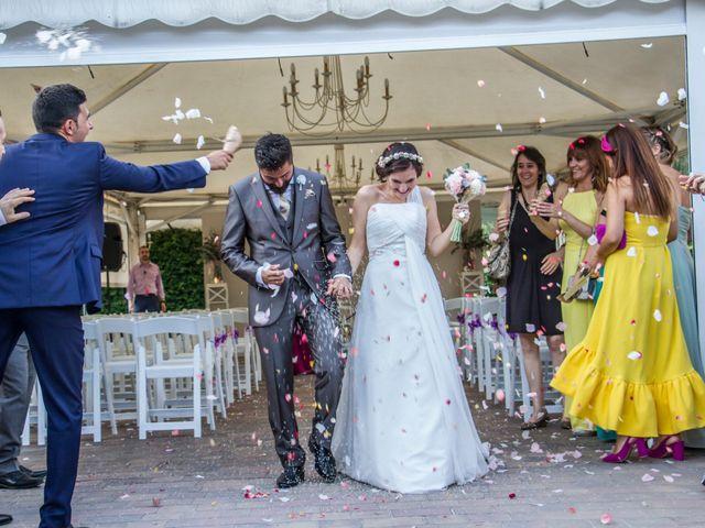La boda de Sergio y Patricia en Leganés, Madrid 33