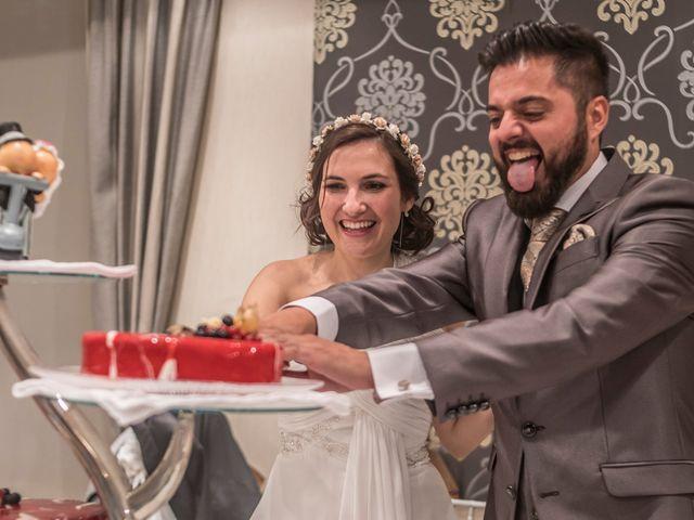 La boda de Sergio y Patricia en Leganés, Madrid 40
