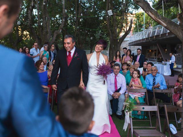 La boda de David y Carla en Zaragoza, Zaragoza 11