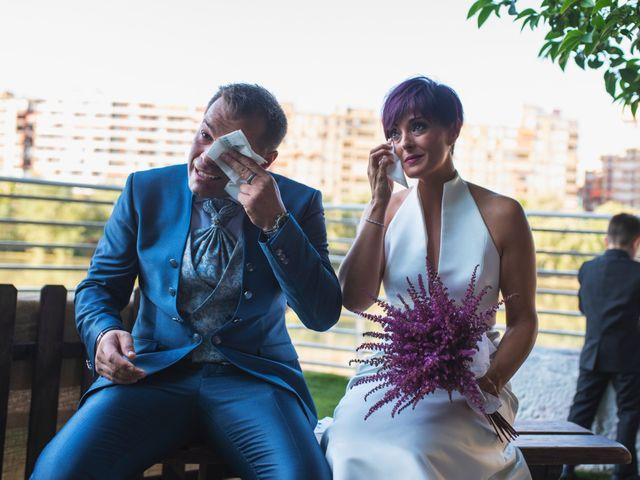 La boda de David y Carla en Zaragoza, Zaragoza 14
