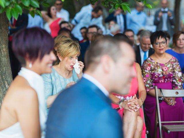 La boda de David y Carla en Zaragoza, Zaragoza 17