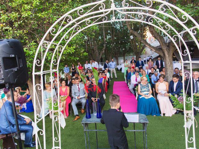 La boda de David y Carla en Zaragoza, Zaragoza 21