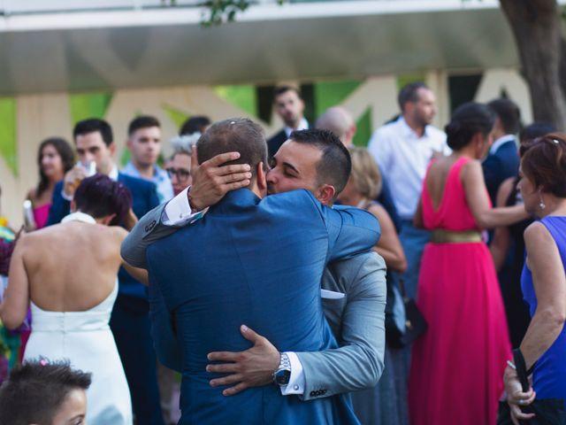 La boda de David y Carla en Zaragoza, Zaragoza 34