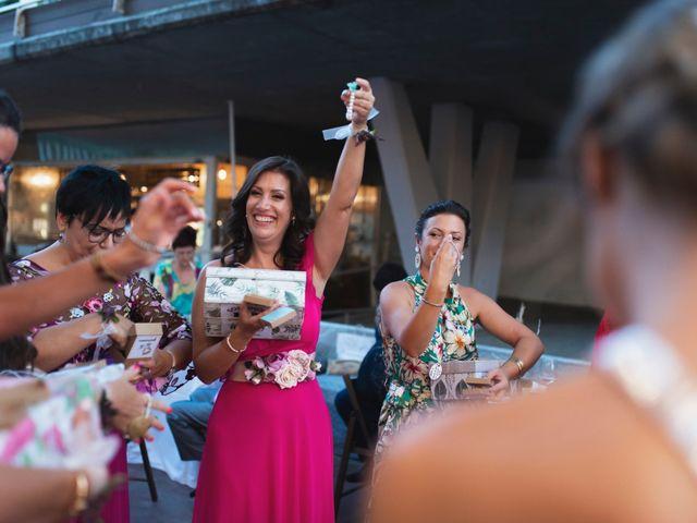 La boda de David y Carla en Zaragoza, Zaragoza 38