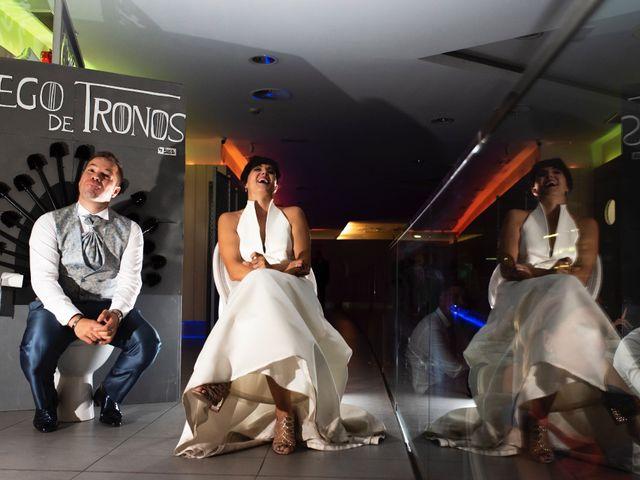 La boda de David y Carla en Zaragoza, Zaragoza 56