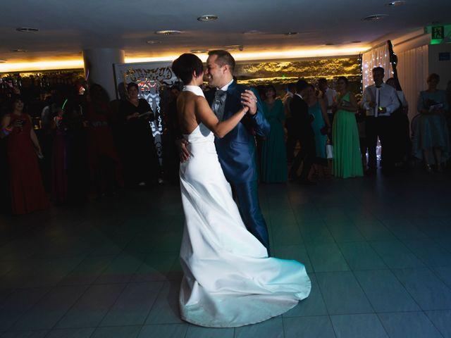 La boda de David y Carla en Zaragoza, Zaragoza 60