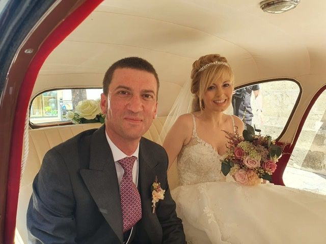 La boda de Víctor y Sandra  en Jerez De La Frontera, Cádiz 1