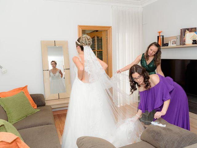 La boda de Olimpiu y Roxana en Laguardia, Álava 7