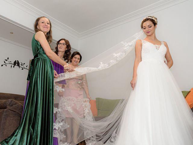 La boda de Olimpiu y Roxana en Laguardia, Álava 13