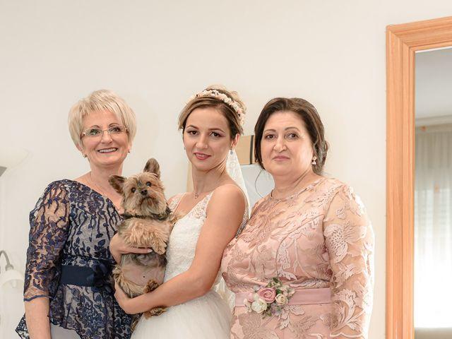 La boda de Olimpiu y Roxana en Laguardia, Álava 17