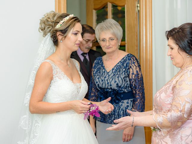 La boda de Olimpiu y Roxana en Laguardia, Álava 21