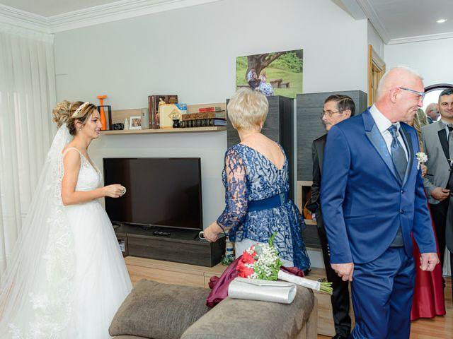 La boda de Olimpiu y Roxana en Laguardia, Álava 22