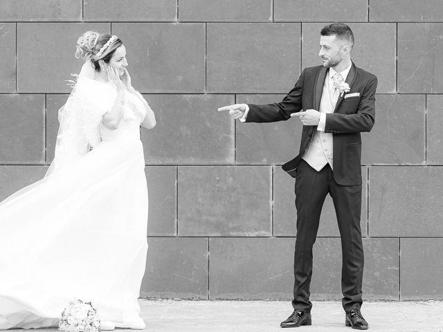 La boda de Roxana y Olimpiu