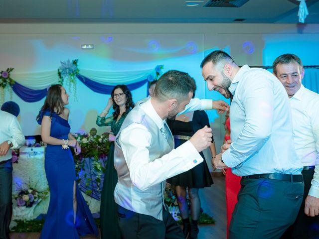 La boda de Olimpiu y Roxana en Laguardia, Álava 140