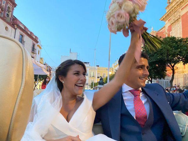 La boda de Carlos y Inma en Sevilla, Sevilla 1