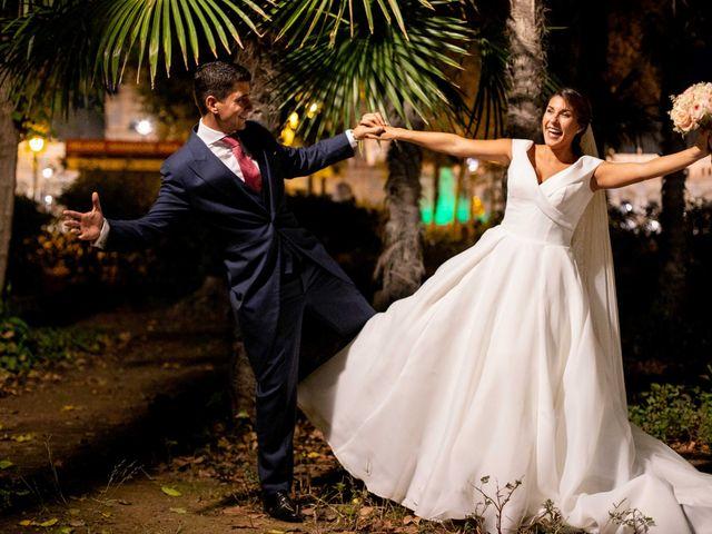 La boda de Carlos y Inma en Sevilla, Sevilla 2