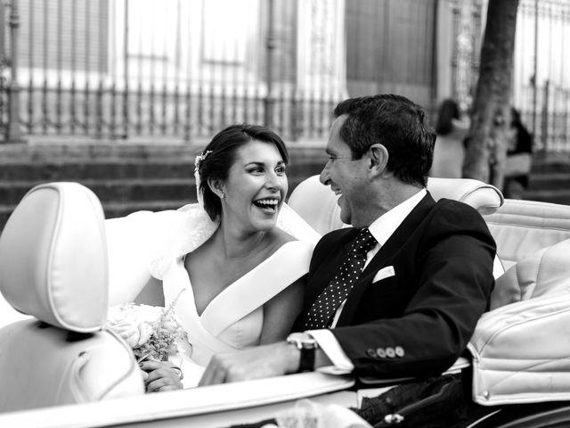 La boda de Carlos y Inma en Sevilla, Sevilla 10
