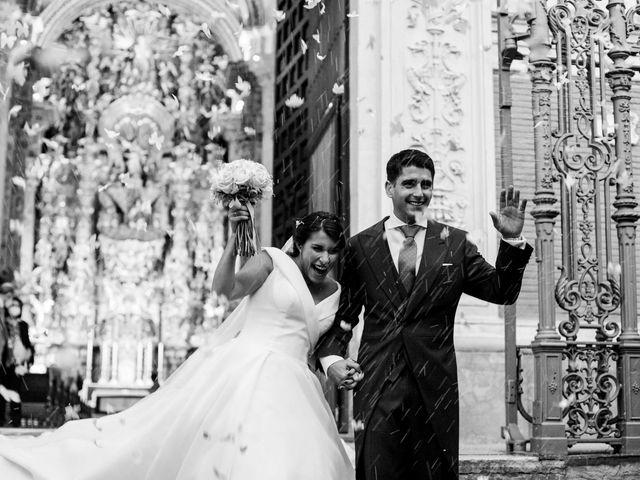 La boda de Carlos y Inma en Sevilla, Sevilla 12