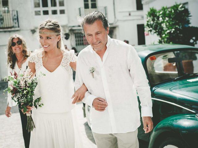La boda de Tomy y Lucía en Bolonia, Cádiz 16