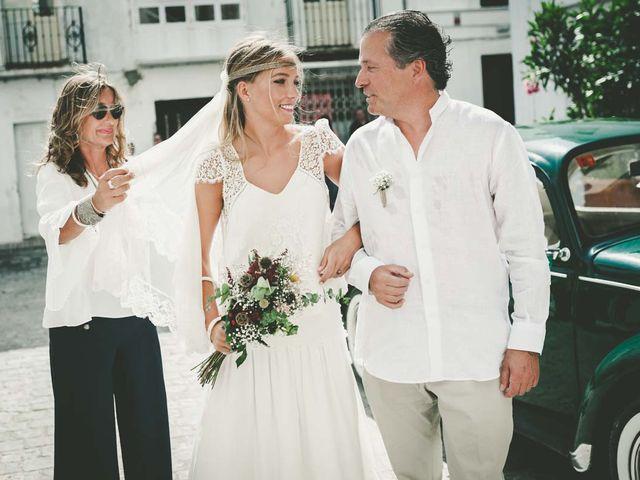 La boda de Tomy y Lucía en Bolonia, Cádiz 17