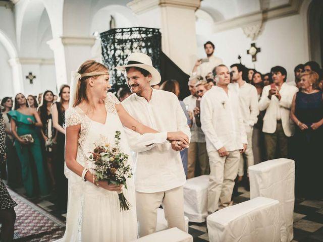 La boda de Tomy y Lucía en Bolonia, Cádiz 22