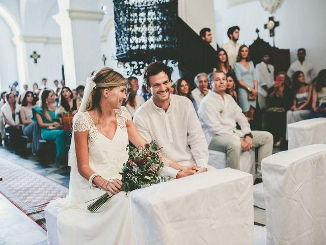 La boda de Tomy y Lucía en Bolonia, Cádiz 24