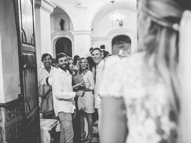 La boda de Tomy y Lucía en Bolonia, Cádiz 30
