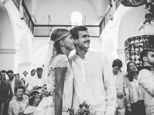La boda de Tomy y Lucía en Bolonia, Cádiz 31